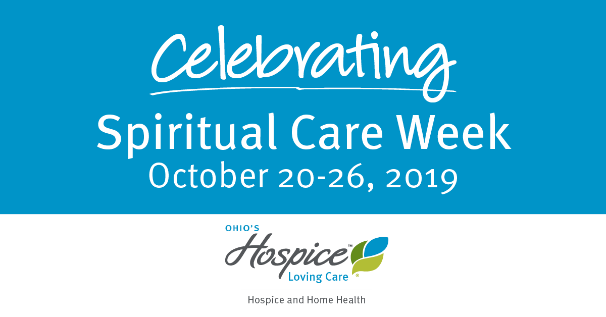 Celebrating Spiritual Care Week